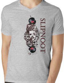 Slipnoot Mens V-Neck T-Shirt