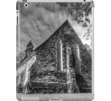 The Church at Balquhidder, iPad Case/Skin