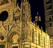 Siena Cathedral Sticker