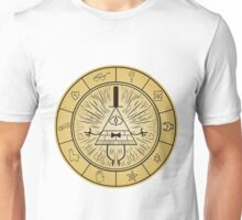 Bill Cipher Wheel Unisex T-Shirt