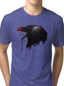 The Monster Coming Undone | Jonathan Crow Tri-blend T-Shirt