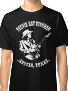 Stevie Ray Vaughan Classic T-Shirt