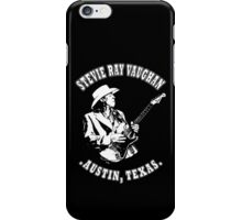 Stevie Ray Vaughan iPhone Case/Skin