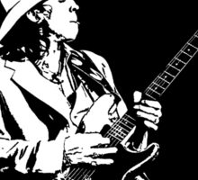 Stevie Ray Vaughan Sticker