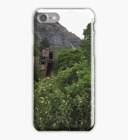 abandoned building iPhone Case/Skin
