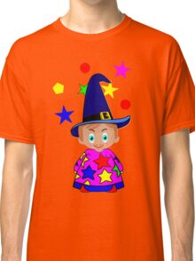 A Boy Wizard  – No6d in the Toon Boy series Classic T-Shirt
