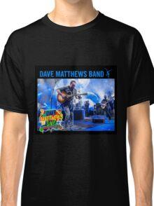 Dave Matthews Band SUMMER TOUR 2016 Classic T-Shirt