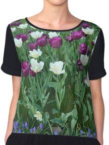 Tulips Chiffon Top