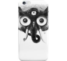 The Owlephant iPhone Case/Skin