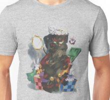 Pandora Hearts - Break & Cheshire Unisex T-Shirt