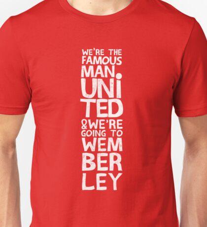 The Famous Man United Unisex T-Shirt