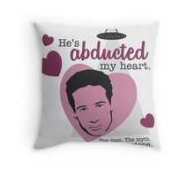 David Duchovny, why don't you love me? Throw Pillow