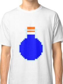 Mana potion (pixel art) Classic T-Shirt