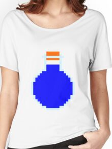 Mana potion (pixel art) Women's Relaxed Fit T-Shirt