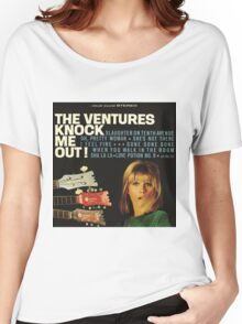 Knock Me Out!!! Women's Relaxed Fit T-Shirt