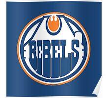 Edmonton Rebels Poster