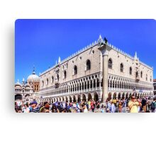 Palazzo Ducale Canvas Print