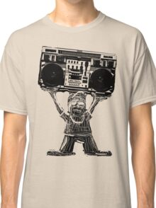 Boombox B-Boy Classic T-Shirt