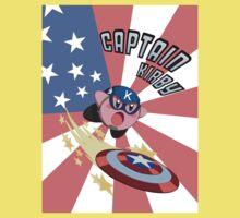 Captain Kirby Baby Tee