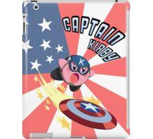 Captain Kirby iPad Case/Skin