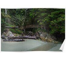 Tonquin Beach Poster