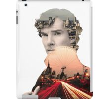 I need to get to know London again, breathe it in, every quiver of its beating heart. iPad Case/Skin
