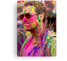 Psychedelic Days Return! Canvas Print