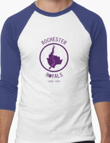 Rochester Royals Men's Baseball ¾ T-Shirt