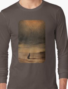 howl for the sky Long Sleeve T-Shirt