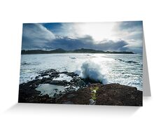 Pettinger Point Greeting Card