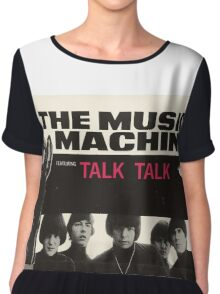 Music Machine Chiffon Top