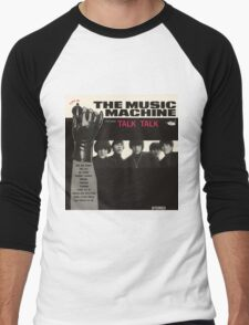 Music Machine Men's Baseball ¾ T-Shirt