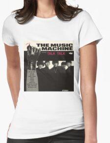 Music Machine Womens Fitted T-Shirt