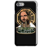 St. James Bitter Ale iPhone Case/Skin