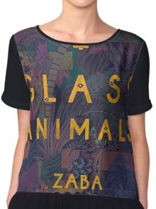 Glass Animals Chiffon Top