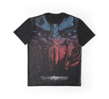 Optimus the last Knight Graphic T-Shirt