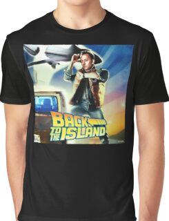 Back to the Island Graphic T-Shirt