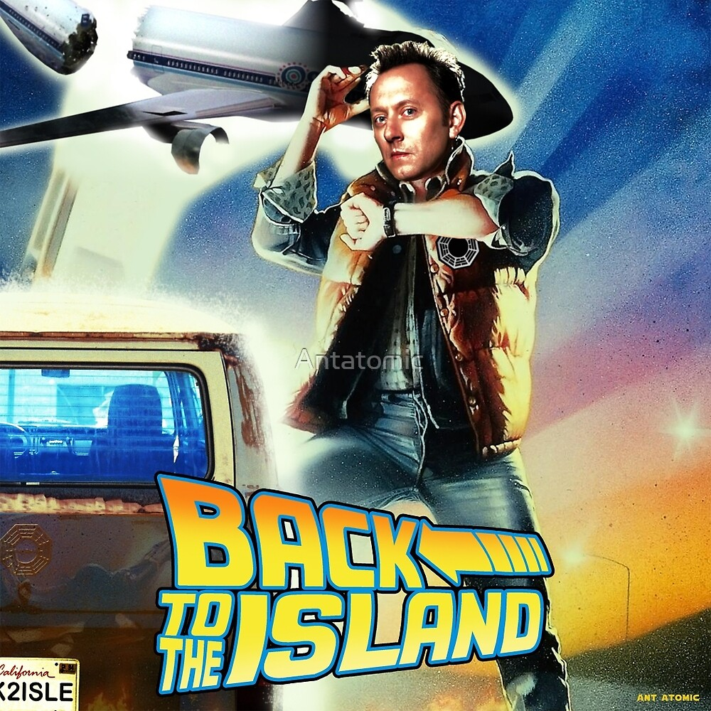 Back to the Island by Antatomic