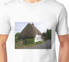 Wherwell Cottages (3) Unisex T-Shirt
