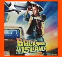 Back to the Island Kids Tee