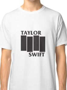 Taylor Swift Black Flag Classic T-Shirt