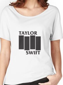 Taylor Swift Black Flag Women's Relaxed Fit T-Shirt