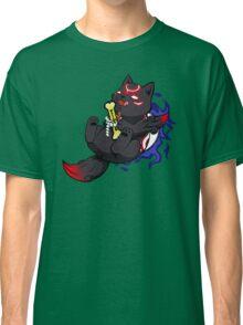 Dark Chibiterasu + Bone + Mirror Classic T-Shirt