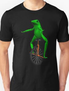 Dat Boi - Unicycle Frog T-Shirt