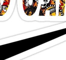 Chief Keef Glo Gang Glory Boyz Sticker
