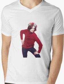 Matthew Gray Gubler Mens V-Neck T-Shirt