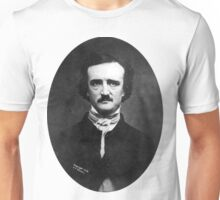Edgar Allan Poe - Photo Unisex T-Shirt