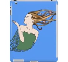 Blowing nature iPad Case/Skin