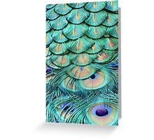 Shimmering Beauty Greeting Card