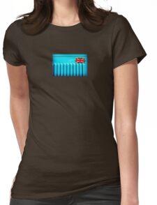 Vintage Britannia Womens Fitted T-Shirt